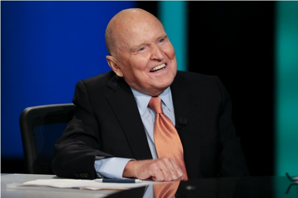 Manager of the Century, Jack Welch, passes way