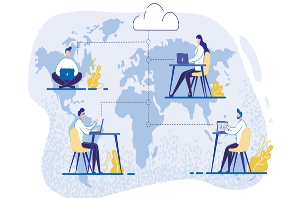 99.8 Percent workforce are incapable of remote working