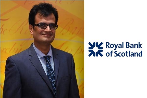 RBS India appoints Maneesh Menda as HR Head