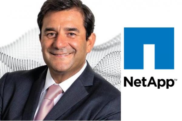 NetApp appoints Cesar Cernuda as President