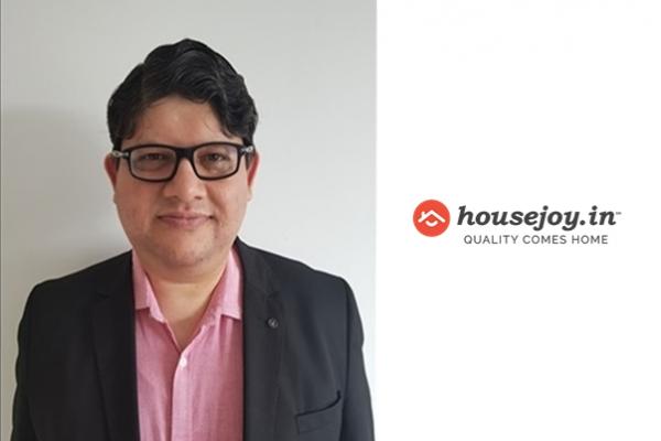 Housejoy names Gaurav Joshi as SVP  Growth & Strategy