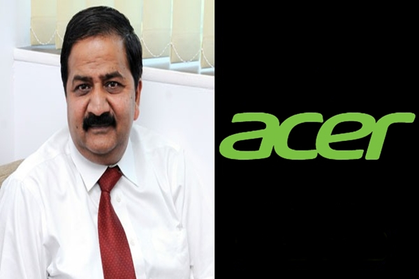 Acer India elevates Sudhir Goel as CBO