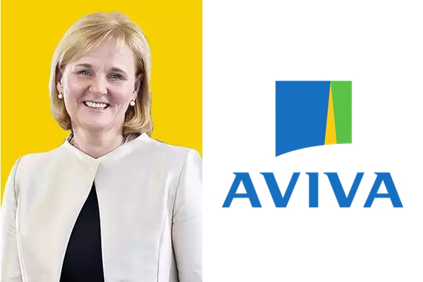 Amanda Blanc is the new CEO of Aviva
