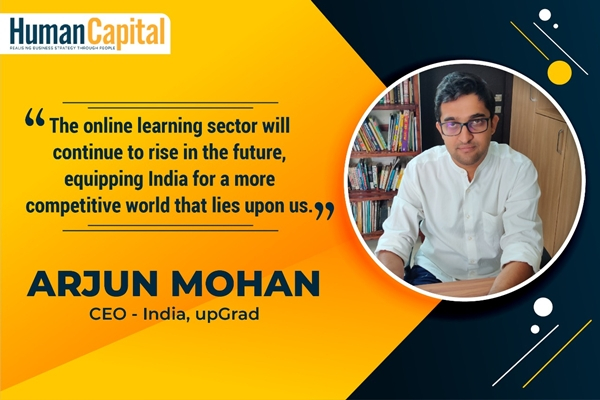 In India, we have never had a crisis that redefined skilling; this is that period: Arjun Mohan