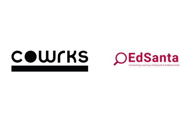 CoWrks, EdSanta Collaborate to Offer Next-Gen Learning