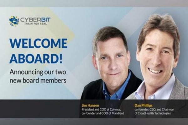 Cyberbit Appoints Dan Phillips, Jim Hansen to Board of Directors