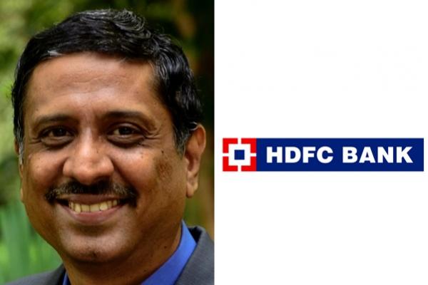 HDFC Bank Names Ramesh Lakshminarayanan as CIO