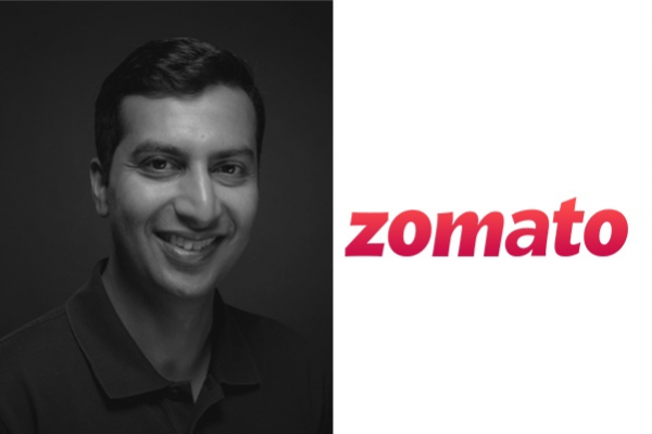 Zomato COO Steps Down, To Focus on Company's New Business