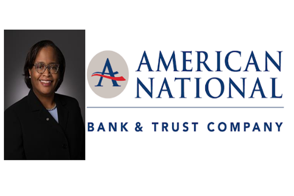 Lutheria Smith Appointed as CHRO of American National Bank and Trust Company