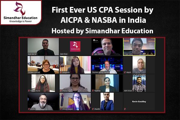 ''The US CPA Exam shall continue in India'', says NASBA & AICPA