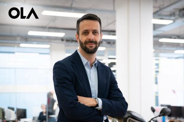 Ola Ropes in Julien Geffard to Lead Europe Operations