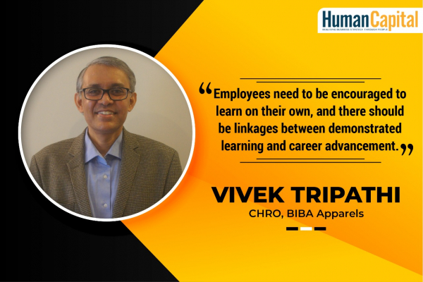 Establishing a culture of continuous learning has become imperative: CHRO, BIBA Apparels