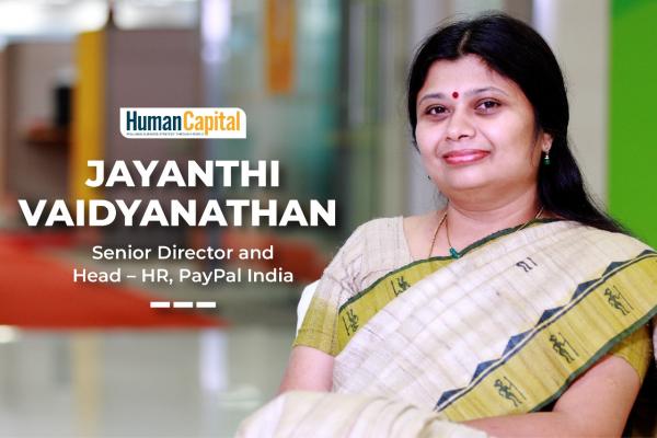 2020 was a year of evolution for HR professionals: Jayanthi Vaidyanathan