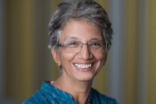Rekha Menon Becomes First Female Chairman Of Nasscom