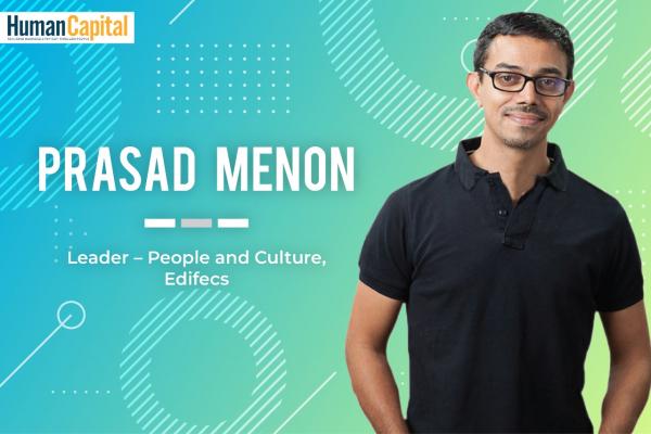 Real human connection requires deliberate effort: Prasad Menon