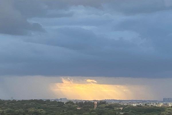 Clouds Find Their Sunshine