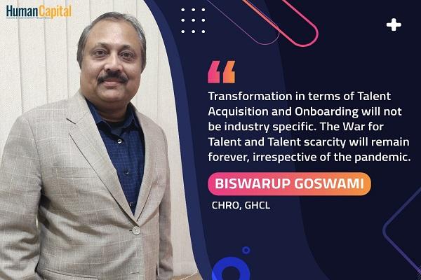 Biswarup Goswami On Transformation Of Job Roles