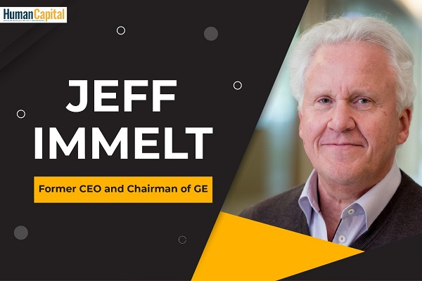 The best leaders know how to absorb fear: Jeff Immelt,  Former CEO and Chairman of GE