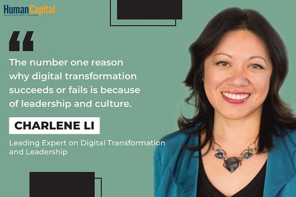 Charlene Li on Succeeding at Digital Transformation