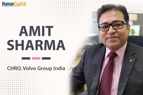 The best leaders know when to lead from the front, when to give charge to someone else, and when to be in the gallery: Amit Sharma